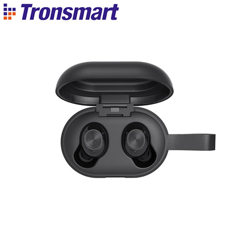 Image of Tronsmart Spunky Beat Bluetooth TWS Earphone APTX Wireless Earbuds with QualcommChip, CVC 8.0, Touch Control, Voice Assistant