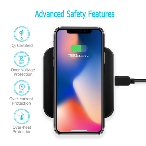 Qi Wireless Charger Pad for Xiaomi Mi 9 T 9T Case Mobile Accessories Charging Qi Wireless Receiver For Xaomi Mi9T Pro Mi9 T Pro