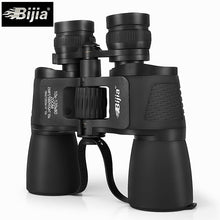 Load image into Gallery viewer, BIJIA 10-120X80 high magnification long range zoom hunting telescope wide angle professional binoculars high definition