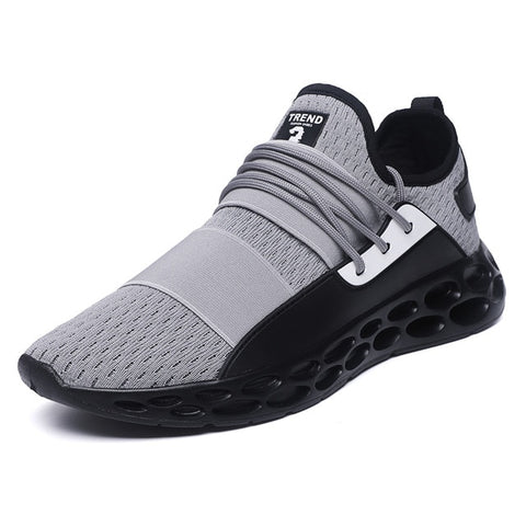 Image of Shoes Men Running Shoes for Men Sports Shoes men Breathable Adult Athletic Trainer zapatillas hombre deportiva Sneakers for Man