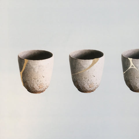 Kintsugi Workshop with David Pike