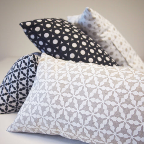 Jennifer Morla: Typographic Pillows