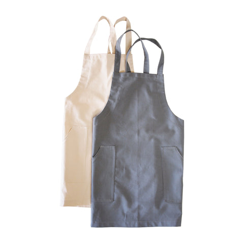 Kelly Chin: Cross-back Apron