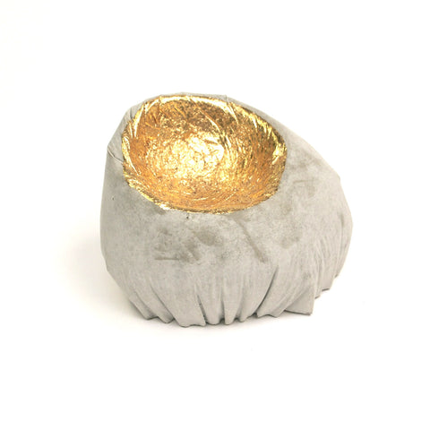 Unique Work by Alexis Arnold: Concretion (Gold)