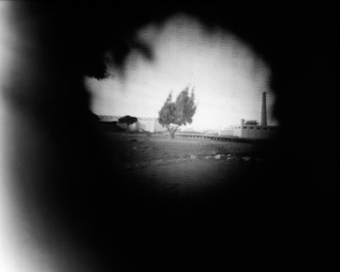 Pinhole Camera Workshop w/ Adam Donnelly: Saturday, 7/27, 10:30 - 4:30  p.m.