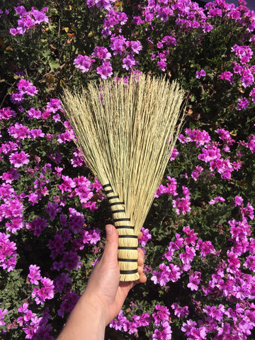 Hand Broom Making  w/Hannah Quinn: Saturday, 11/2, 1:00-4:00 p.m.
