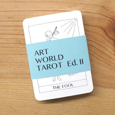 Mieke Marple: Art World Tarot (Ed. II)