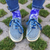 BUAISOU: Indigo-Dyed Shoelaces