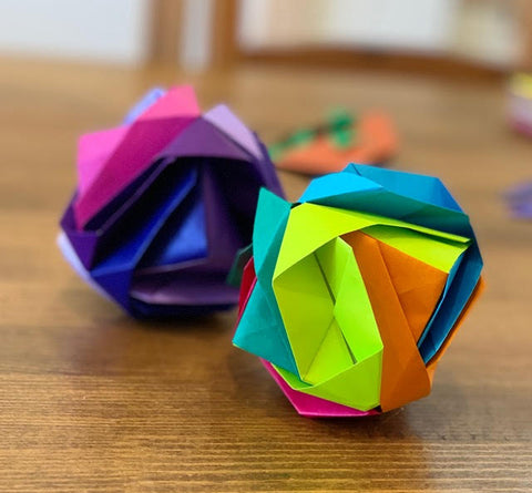 Origami Boxes w/ Jennifer Linderman: Saturday, 6/22, 2-4 p.m.