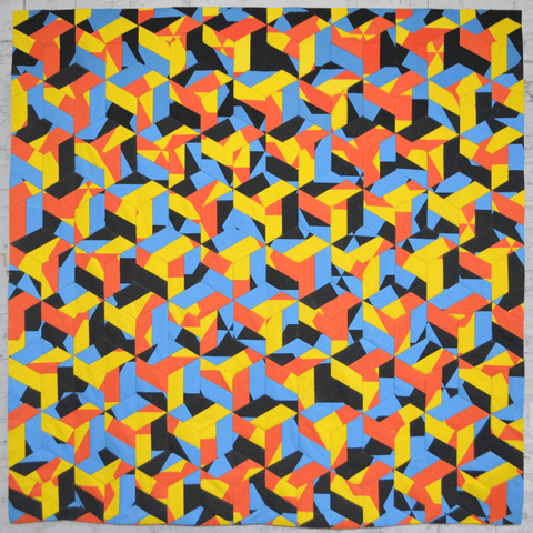 Jim Isermann: Untitled (Quilt)