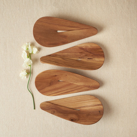 Yvonne Mouser: Bentwood Serving Tools
