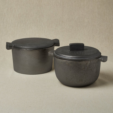 Gay Outlaw & Bob Schmitz: Cast Iron Pots
