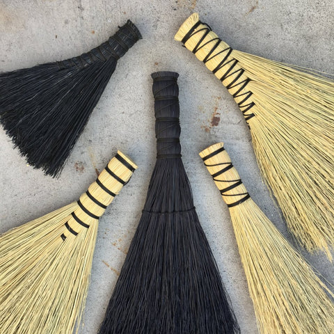 Broom Making Workshop w/ Hannah Quinn; Wed., 5/15, 6 - 8:30 p.m.