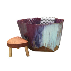 Michael Parker: Ceramic Soaking Tub