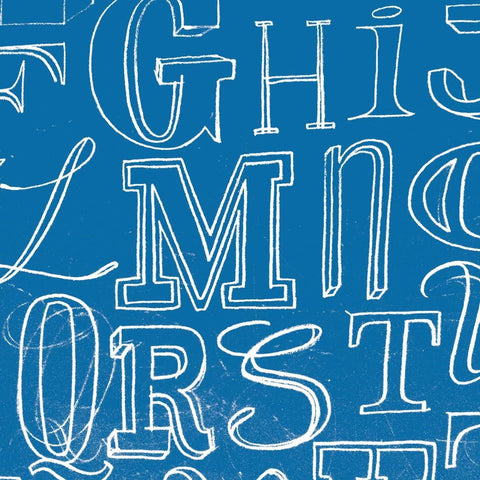 Workshop III: Hand Lettering with Leigh Wells; Sat., 5/13, 3-5 p.m.