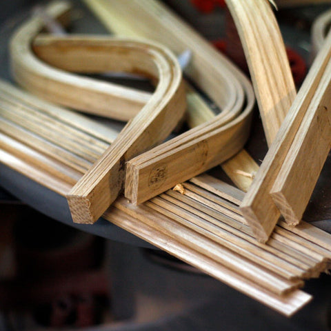 WORKSHOP II: Steam-Bending Wood w/ Yvonne Mouser; Sat., 5/6, 1-5 p.m.