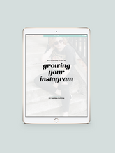 Load image into Gallery viewer, The Ultimate Guide to Growing Your Instagram - jandralee.com/shop