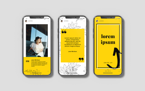 Instagram Stories (Canva Template) - jandralee.com/shop