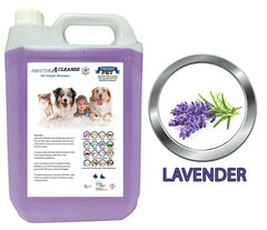 Carpet Cleaning Shampoo Solution Pet odour eliminator LAVENDER Low Foam 5ltr
