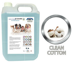 Carpet Cleaning Shampoo Solution Pet odour eliminator COTTON Low Foam 5ltr