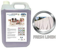 Carpet Cleaning Shampoo Solution Pet odour eliminator Linen Fresh Low Foam 5ltr