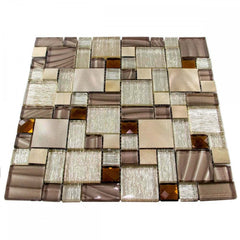 Luxury Mosaic Wall Tiles Sheet (Price per Sheet)