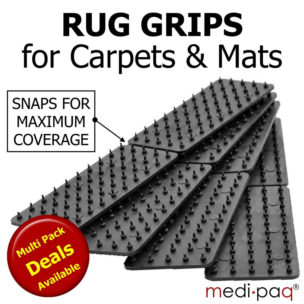 MAT Grips - Non Slip Slide Anti Skid Carpet RUG Hallway Runner Gripper