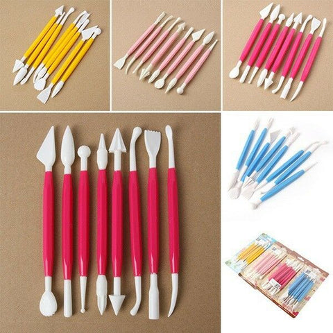 MODELLING TOOLS CAKE DECORATING BAKING SUGARCRAFT ICING
