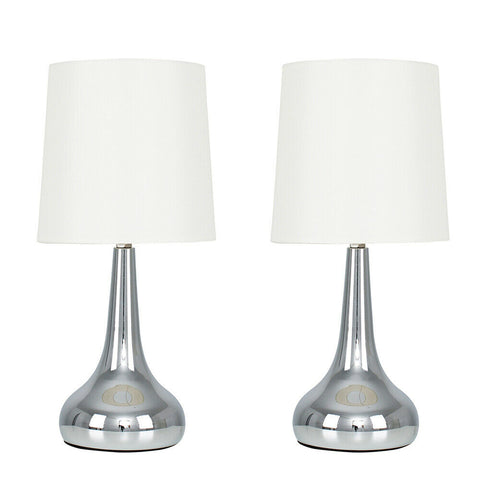 Pair of Bedside Table Lamp