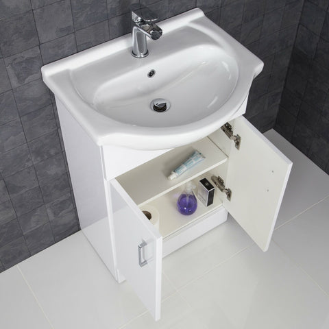 Complete Bathroom Suite Bath Close Coupled Toilet Basin Shower Screen Tap Shower