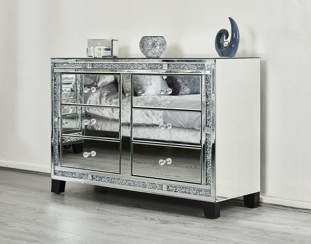 Mirror Bedroom Furniture
