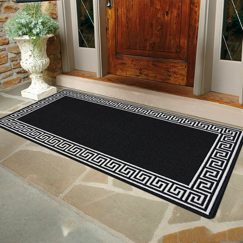 Non Slip Washable Door Mats Indoor Doormats Bedroom Kitchen Entrance Small Rug