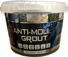 Anti mould grout
