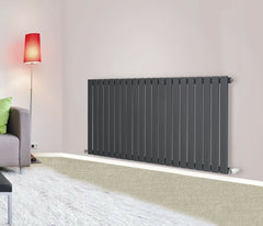 Anthracite Horizontal and Vertical Radiators- Flat Panel
