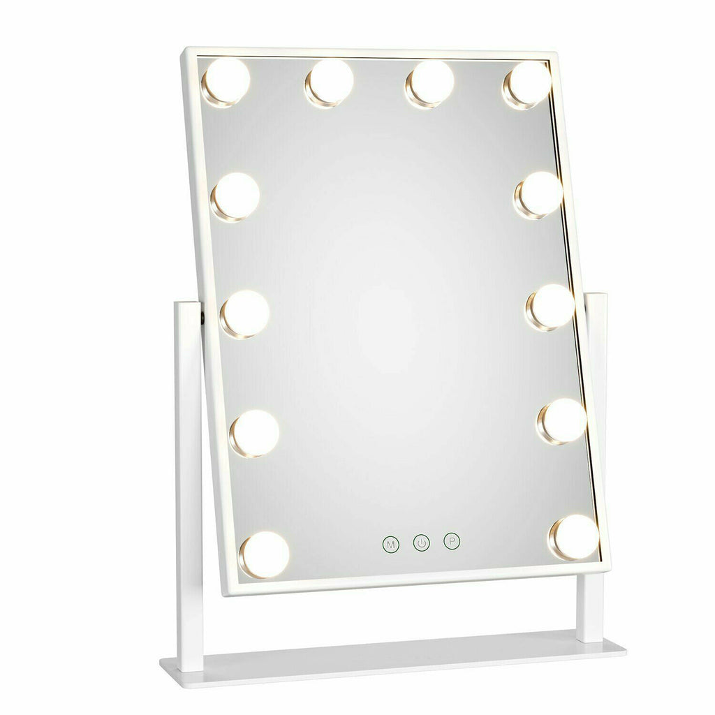 Light Up Hollywood Mirror with LED Bulb