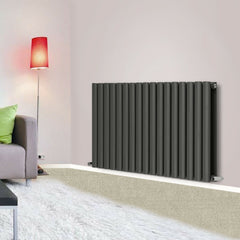 Anthracite Horizontal and Vertical Radiators- Oval Column