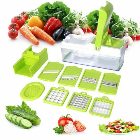 Salad Peeler Cutter Fruit Slicer Vegetable Chopper Cucumber Tool Kitchen Banana