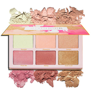 So Cheek Highlight and Blush Palette