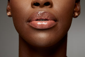Nude Lip Gloss Collection - Salted Caramel