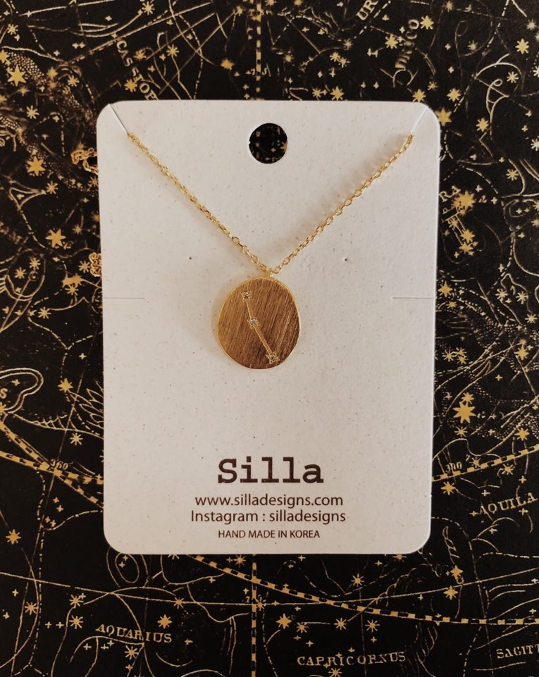 Astrology Necklaces