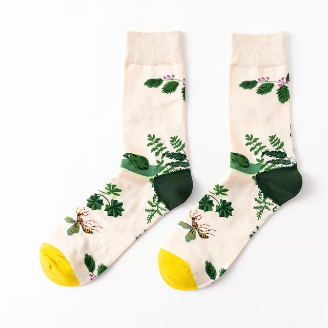 The Bees Knees  Socks