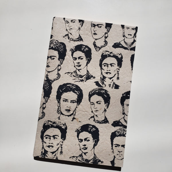 Handmade Notebook - Frida
