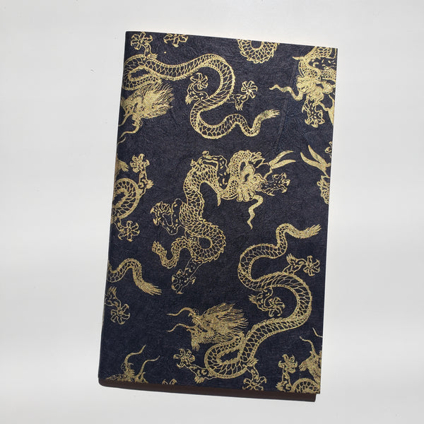 Handmade Notebook - Dragon