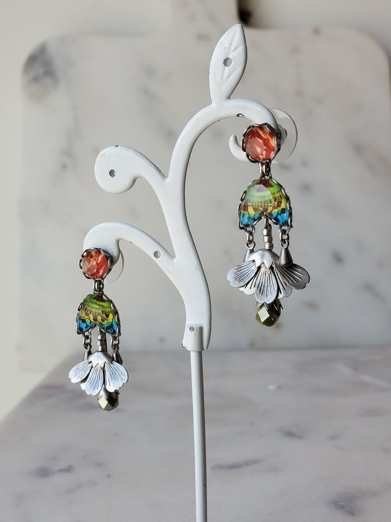 Ayala Bar Earrings Flower