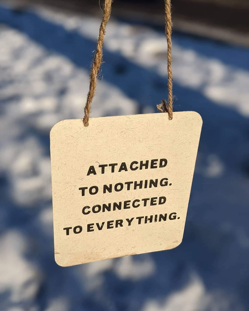 Hanging Sign - Attached to Nothing