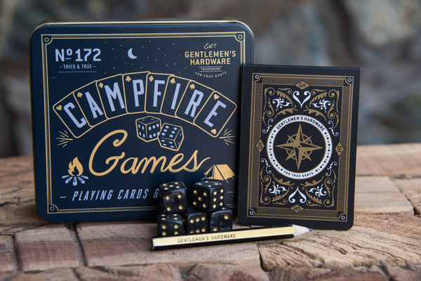 Campfire Games Playing Cards & Dice Games