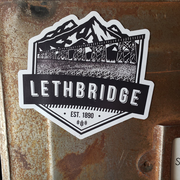 Lethbridge Magnet