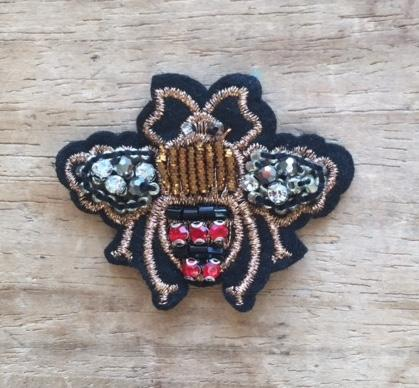 Jewel Insect Pin