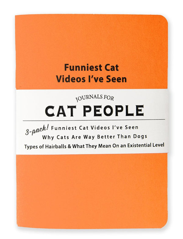 Journals Cat People