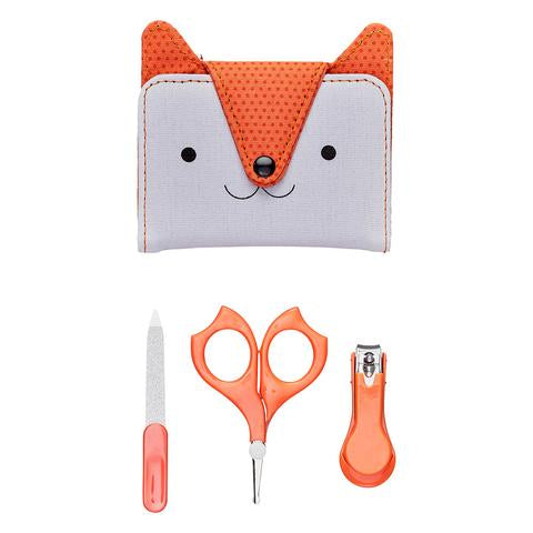 Dapper Fox Baby Manicure Set